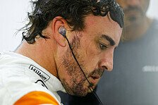 Alonso nach Singapur-Crash frustriert: Podium war garantiert