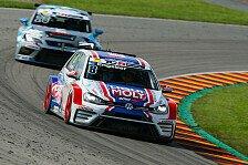 ADAC TCR Germany: Erste Pole Position für Rookie Luca Engstler