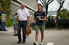 Pascal Wehrlein: Formel-1-Comeback bei Toro Rosso?