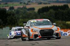 Premierensieg für Audi-Pilot Sheldon van der Linde