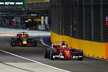 Singapur 2017: Favoritencheck Ferrari vs. Red Bull vs. Mercedes