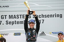 Carrera Cup: Doppelsieg für Ammermüller am Sachsenring