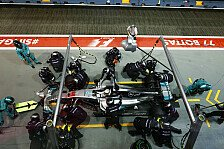 Formel 1 - Video: DHL Fastest Pit Stop Award: Singapur GP