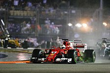 Singapur-Crash 2017: Vettel für Villeneuve klar schuldig