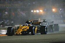 Renault bestätigt Palmer für Malaysia: Sainz kommt erst 2018