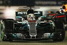 Formel 1 Singapur 2017: Lewis Hamilton siegt nach Vettel-Crash