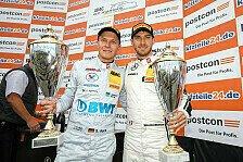 Sebastian Asch lässt Mercedes-Stern im ADAC GT Masters glänzen