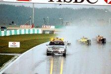Formel 1 Malaysia 2017 - Wetter Sepang: Kommt der Regen?