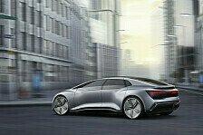 Audi läutet mit dem Aicon Concept Car die Zukunft ein