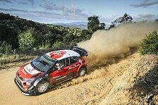 Sebastien Loebs Vorbereitung auf sein WRC-Comeback in Mexiko