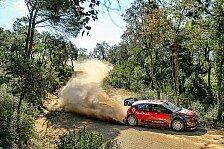 WRC - Bilder: Loeb testet den 2017er Citroen C3 WRC