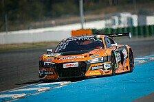 ADAC GT Masters: BWT Mücke Motorsport auf P3 in der Teamwertung