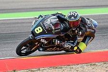 Moto3 Motegi 2017: Öttl im Qualifying nur 21., Pole für Bulega