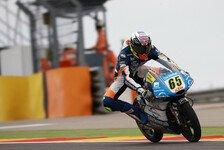 Philipp Öttl: Pechvogel beim Moto3-Rennen in Aragon
