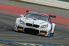 ADAC GT Masters: Philipp Eng sichert BMW letzte Pole der Saison