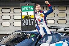 Fahrerlagerradar vom ADAC GT Masters in Hockenheim