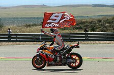 Marc Marquez: Volles Risiko bringt Big Point in Aragon