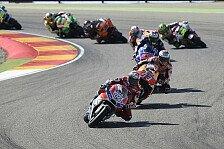 MotoGP-Prognose: So wird das Wetter in Aragon