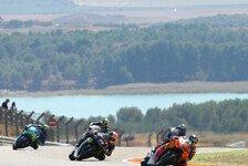KTM beim MotoGP-Rennen in Aragon so knapp dran wie noch nie