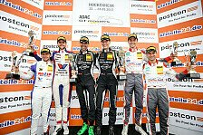 Schmidt krönt Debütsaison im ADAC GT Masters mit Podium