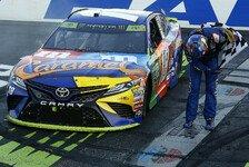NASCAR New Hampshire: Kyle Busch gewinnt 2. Playoff-Rennen