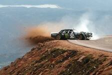 Motorsport - Video: Ken Blocks Climbkhana: Pikes Peak im Ford Mustang Hoonicorn