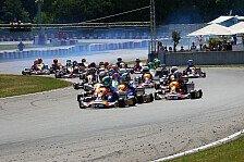 ADAC Kart Masters in Wackersdorf: Fünf Titel noch zu vergeben