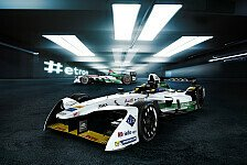 Formel E Technik: Audis Trick mit neuem Ein-Gang-Getriebe