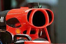 Formel 1 - Bilder: Malaysia GP - Technik