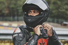 Lewis Hamilton: MotoGP ist heftiger als Formel 1