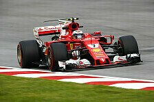Malaysia 2017: Vettel in FP3 im Technik-Pech, Kimi Schnellster