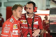 Sebastian Vettel: Neuer Ferrari-Motor nach Defekt in Malaysia