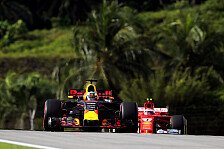 Red Bull glaubt an Malaysia-Sieg: Mercedes nicht schnell genug