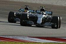 Lewis Hamilton düpiert Bottas: Die Rolle des Mercedes-Updates