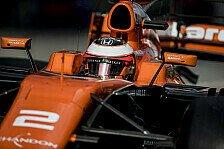 Vandoorne schlägt Alonso: McLaren überzeugt in Malaysia