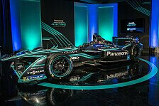 Formel E - Formel E: Jaguars neue Raubkatze