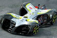 Formel E - Roborace: Die verrückten Robocars