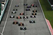 Formel 1 TV-Quoten Malaysia GP 2017: RTL mit Aufwärtstrend
