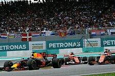 Vettel geht auf Alonso los: Ricciardo absichtlich geholfen