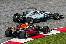 Ricciardo hinter Verstappen: Zu viel Bottas, zu wenig Vettel