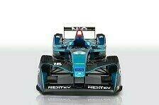 Formel E - Formel E: NIO zeigt sein neues Auto für 2017/18