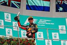 Formel 1 Malaysia 2017: Die Tops und Flops aus Sepang