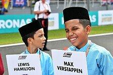 Formel 1 - Bilderserie: Malaysia GP - Formel-1-Fundsachen aus Sepang