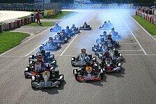 ADAC Kart Masters: Hochspannendes Finale in Wackersdorf