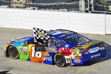 NASCAR Dover: Kyle Busch holt zweiten Playoff-Sieg vor Elliott
