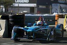 Formel-E-Finale New York: Turvey nach Unfall im Krankenhaus