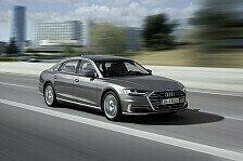 Audi feiert Weltpremiere des neuen A8