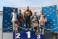 GT4: Start-Ziel-Sieg von Halek im Endurance Rennen von Grobnik
