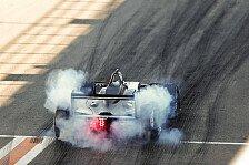 Formel E - Formel E: Die besten Bilder der Testfahrten