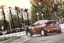 WRC Spanien 2017 News-Ticker: Meeke gewinnt in Katalonien